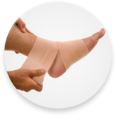 podiatrists for foot ankle wound care