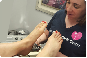 best podiatrist in wayne hewitt nj